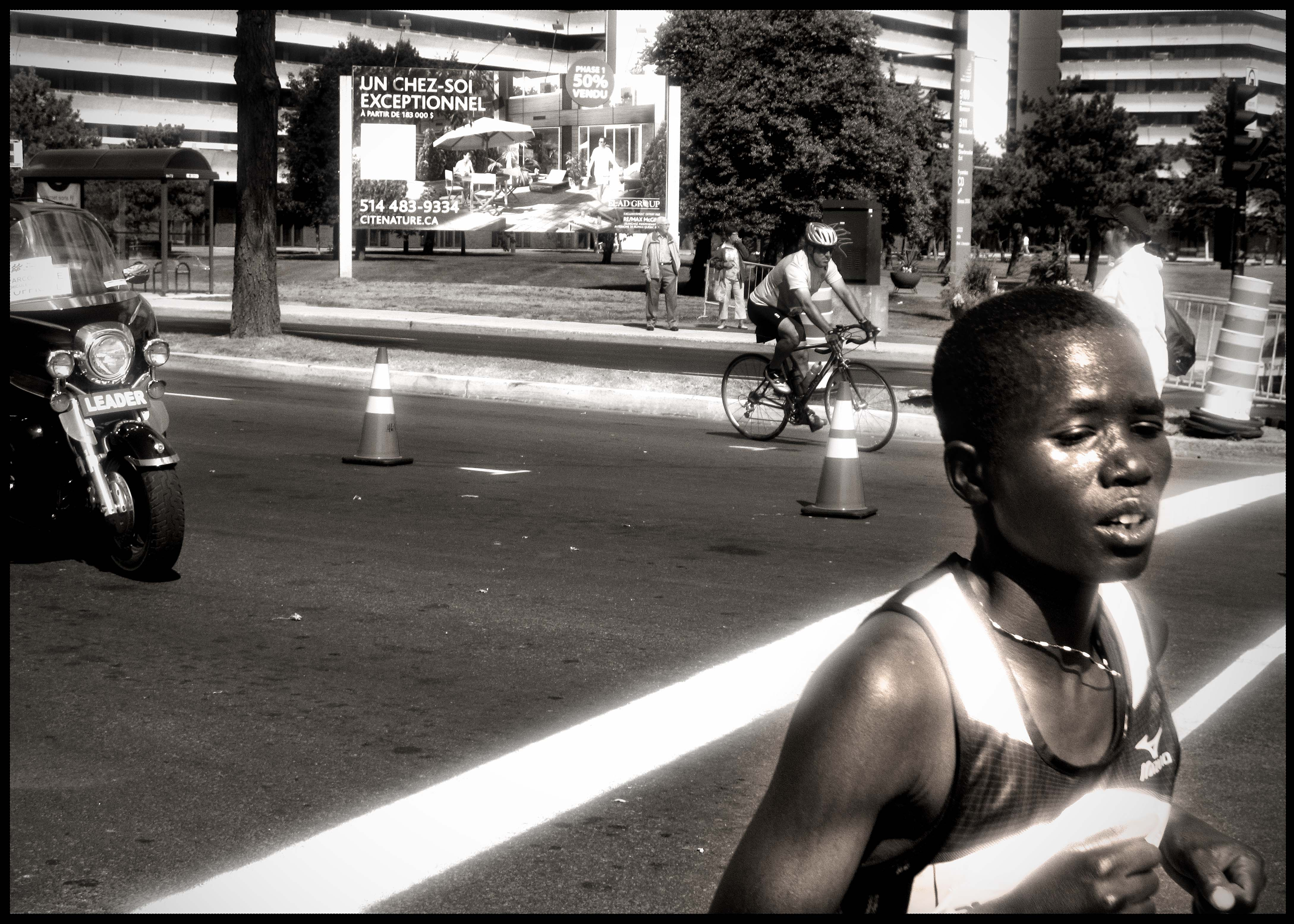 Marathon Femme
